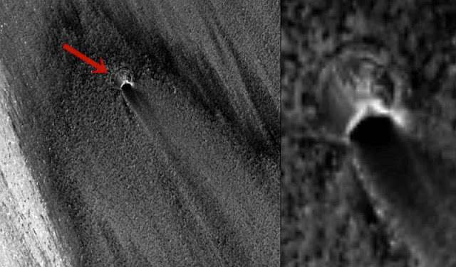 Марс Аномалия