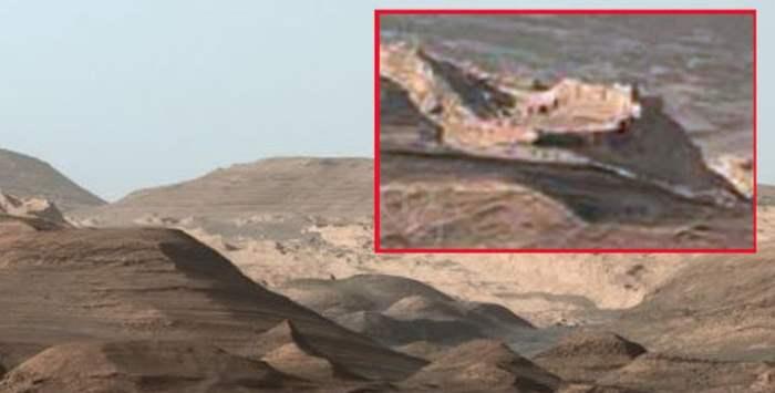 Марс город