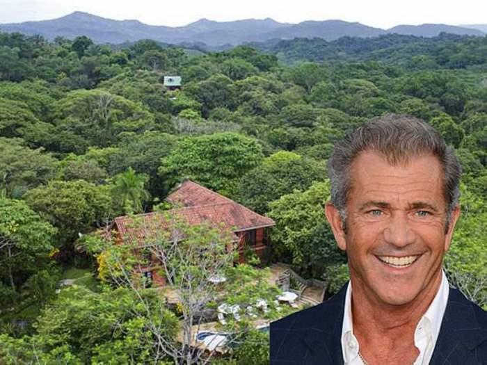 Мел Гибсон продает кусок джунглей в Коста-Рике