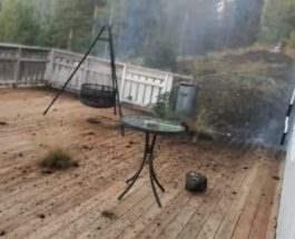 Молния Норвегия