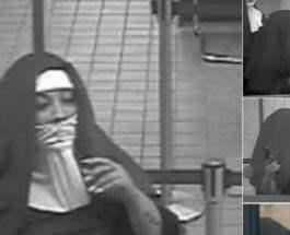 Монашки ограбление