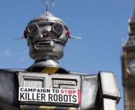 Роботы убийцы