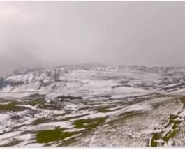 Снег Румыния
