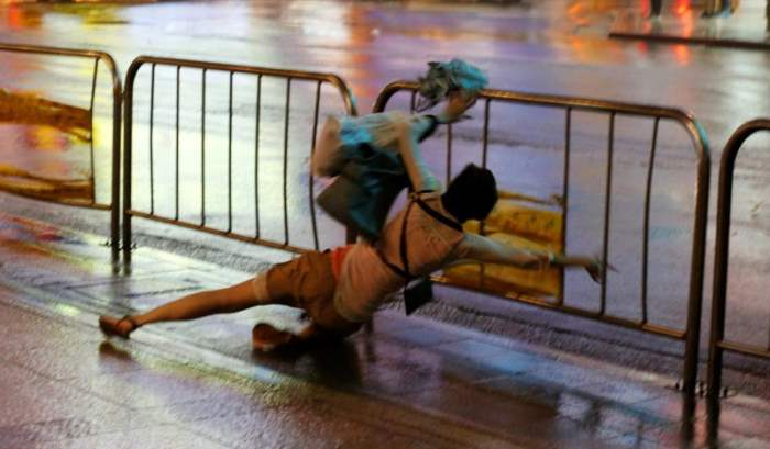 Тайфун «Несат»