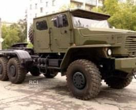Урал-6308,танковоз,армия