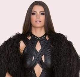 женский костюм Джона Сноу