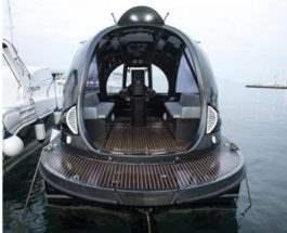 лодка капсула