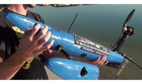 лодка радиоуправление