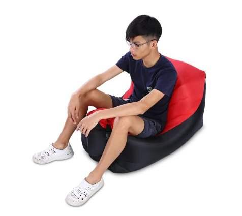 надувной стул