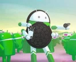 Android 8.0 OS Oreo