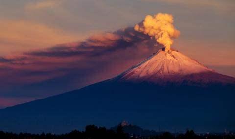 Вулкан Мексика