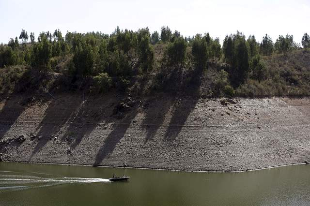 Засуха Португалия