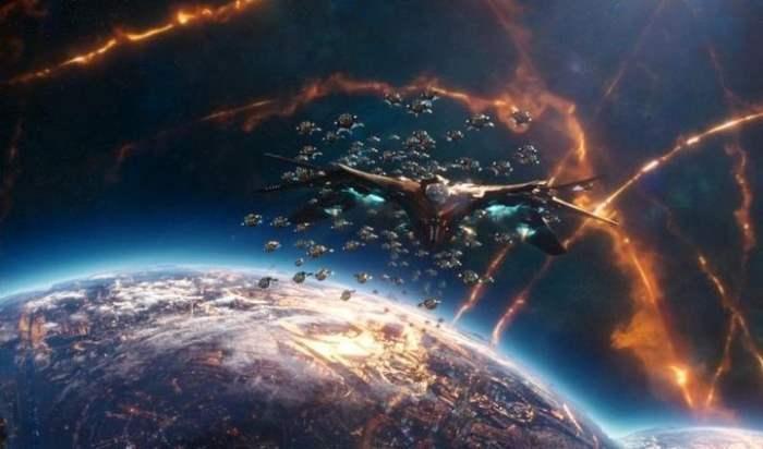 Инопланетный флот