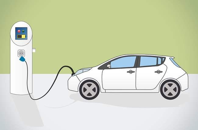 Литва Электромобили