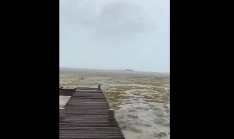 Океан Багаммы исчез