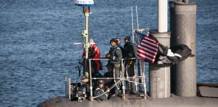Подводная лодка Веселый Роджер