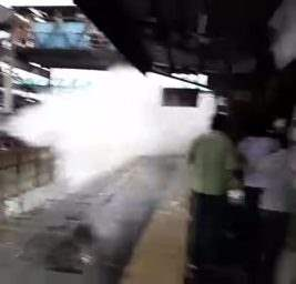 Поезд Мумбай