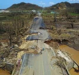 Пуэрто-Рико ураган Мария