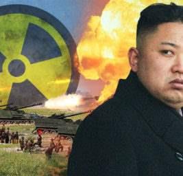 Радиация Ким Чен Ын