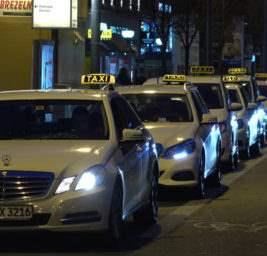 Такси Австрия