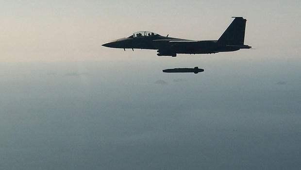 Южная Корея новые крылатые ракеты