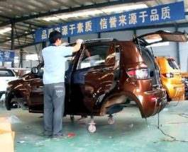 квоты Китай электромобили