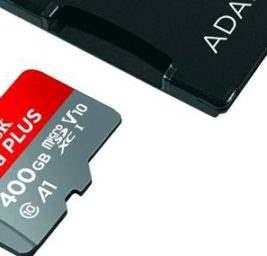 MicroSDXC UHS-I Ultra