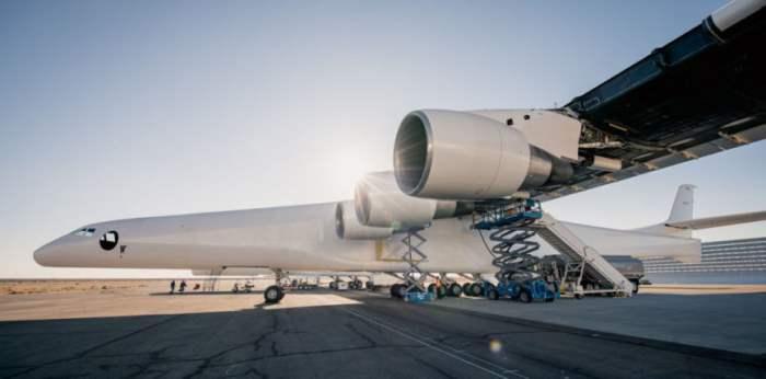 Stratolaunch Megaplane