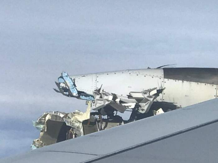 air france lost engine