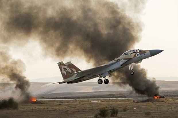 Израильские истребители