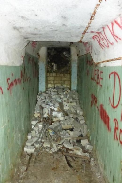 Бункер в Германии