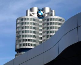 В штаб-квартире BMW
