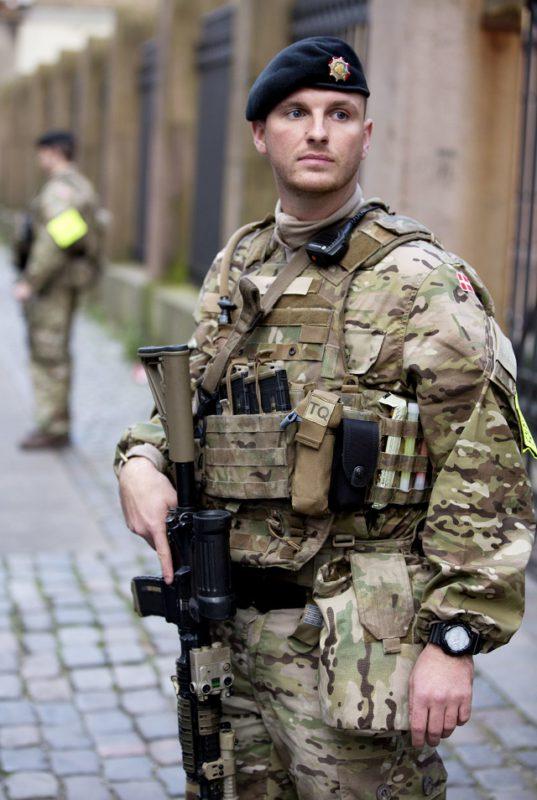Denmark Military
