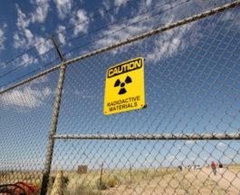Европа радиация