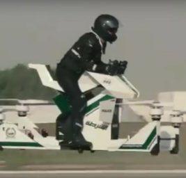 Летающие мотоциклы
