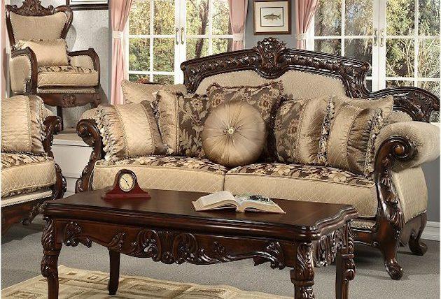 Мебель из массива дерева