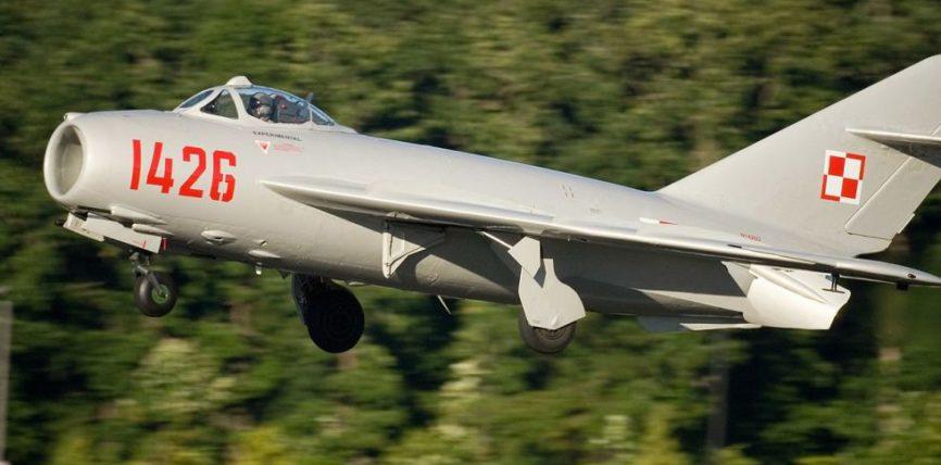 МиГ-17 ВВС Польши