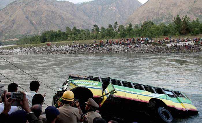 Непал автобус