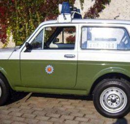 Полицейская Нива