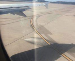 Топливо из самолета