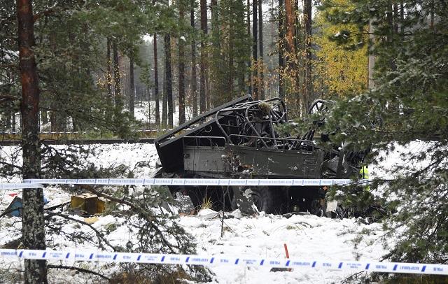 Финляндия катастрофа