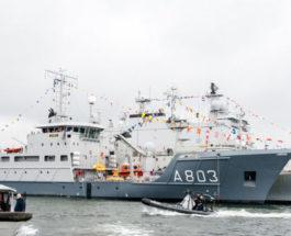 Флот Нидерландов