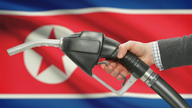 бензин КНДР
