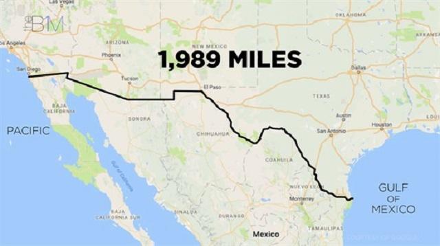 мексика стена