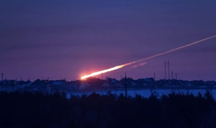облако астероидов