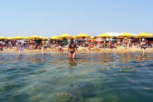 пляж Феодосия