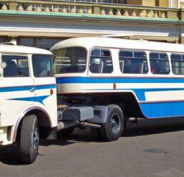 прицеп-автобус