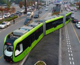 Autonous Rail Rapid Transit