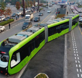Autonous Rail Rapid Transit
