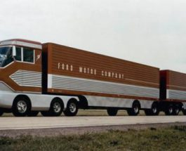 Ford Gas Turbine Truck